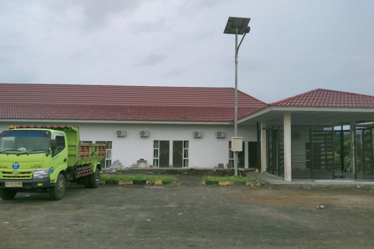Presiden Jokowi diagendakan resmikan terminal Bandara Kuabang Kao