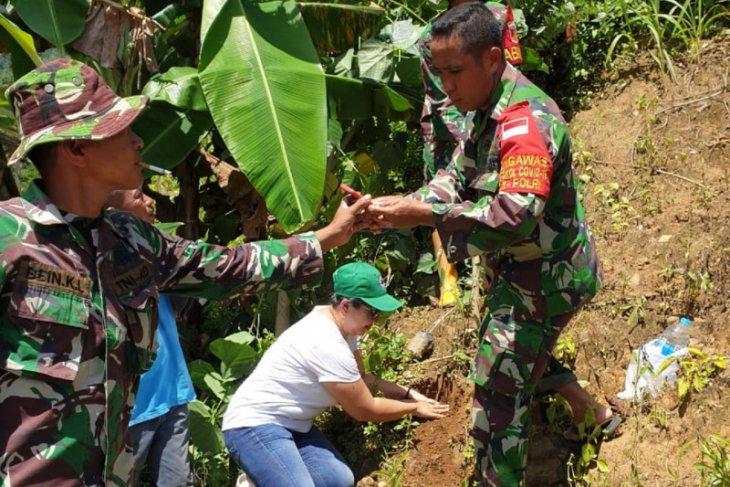 15 ribu bibit pohon ditanam perbukitan Biau Gorontalo Utara
