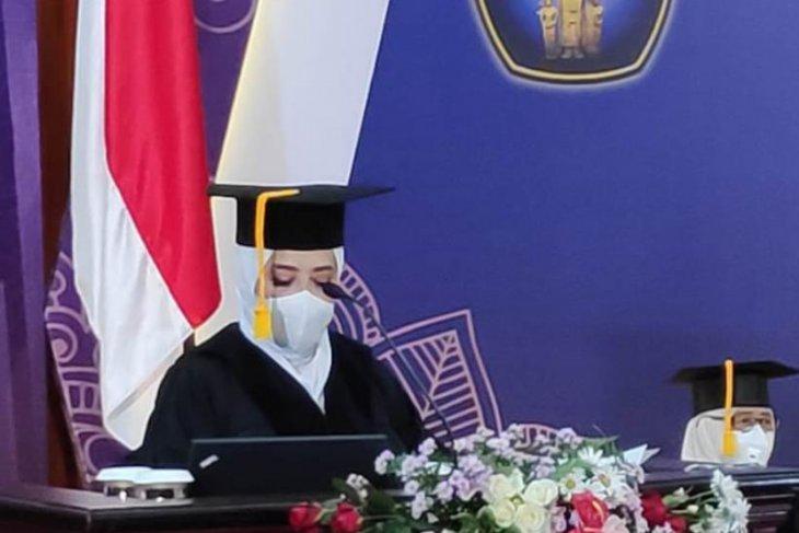 Universitas Brawijaya kukuhkan tiga profesor pertanian dan peternakan