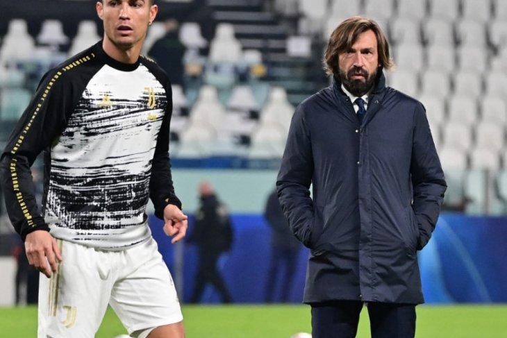 Pirlo senang bersama Ronaldo musim depan