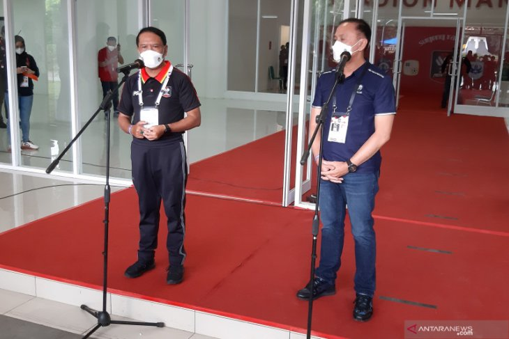 Menpora bangga suporter sepak bola Indonesia