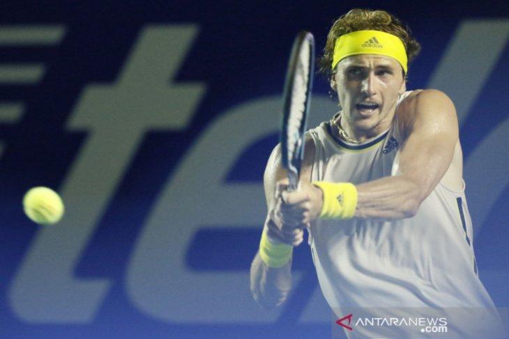Zverev tundukkan Rafael Nadal di perempat final Madrid Open