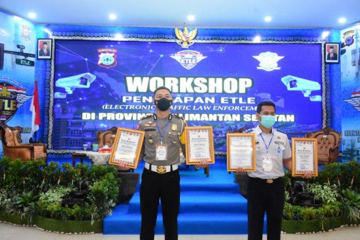 Satlantas Polres Tabalong raih penghargaan RSPA 2020