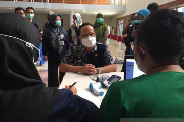 Pemkab Bangka Tengah ajukan penambahan 3.000 dosis vaksin sinovac