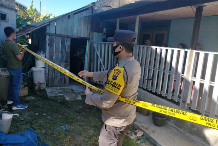 Warga Desa Kapar Tabalong tewas tergantung