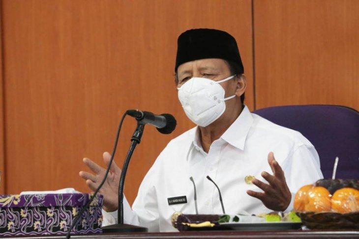 Gubernur Wahidin kembali perpanjang PSBB untuk ketujuh kalinya