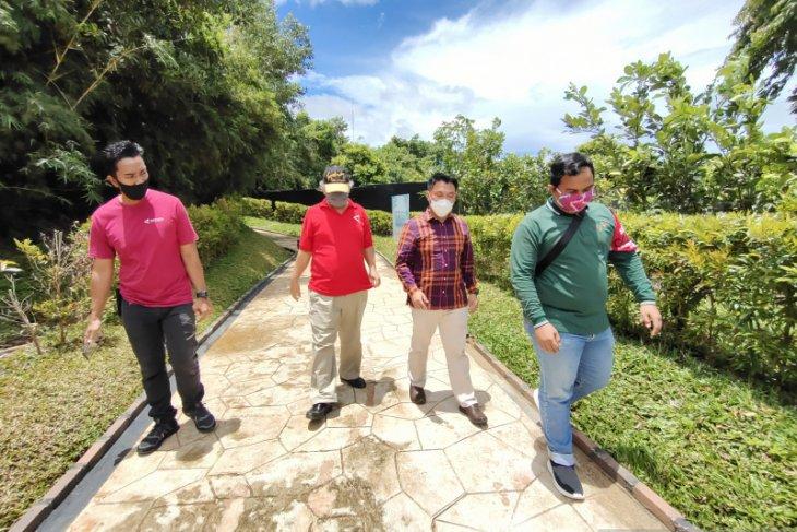 Amanah Borneo Park, wisata keluarga yang aman di tengah pandemi