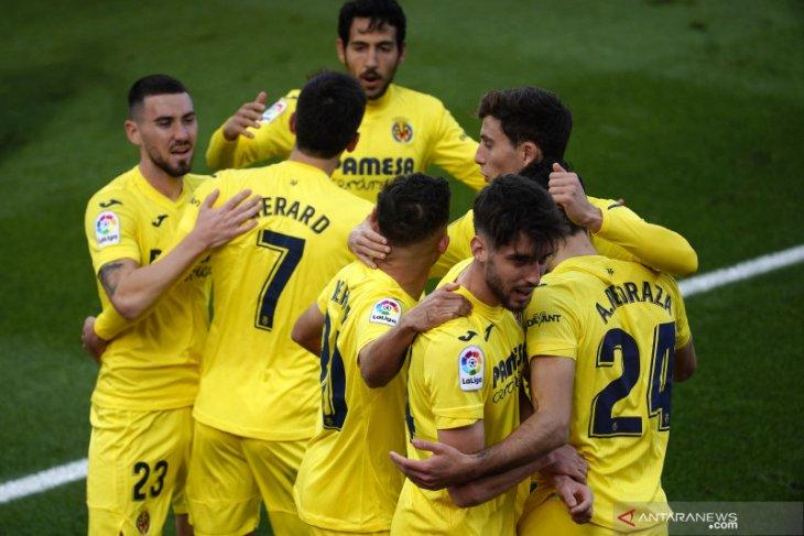 Liga Spanyol: Villarreal gasak Granada, Gerard Moreno cetak Hattrick