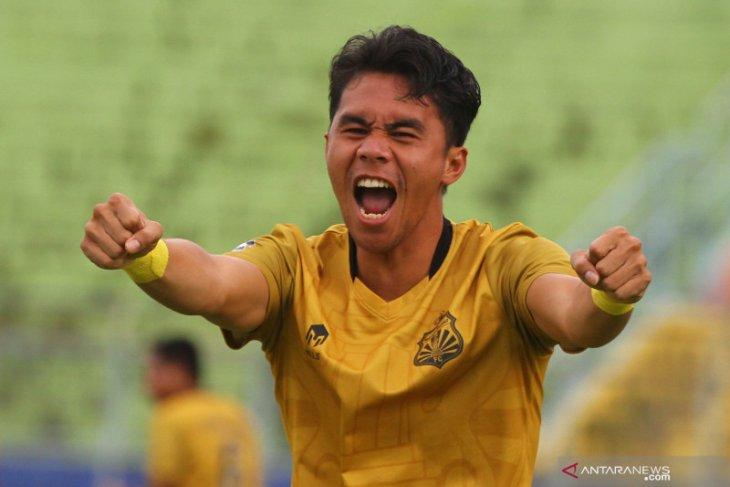 Lanjutan Piala Menpora, Bhayangkara Solo FC tumbangkan Borneo FC 1-0