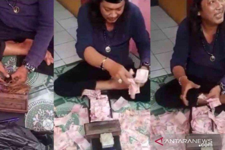 Viral video menggandakan uang, Polresto Bekasi tangkap pelaku di Babelan