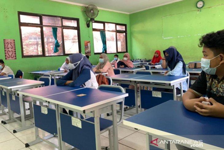 SMPN 2 Kota Bekasi laksanakan pembelajaran tatap muka secara bertahap