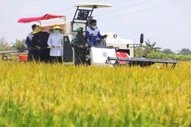 Gubernur Khofifah tegaskan Jatim tolak beras impor