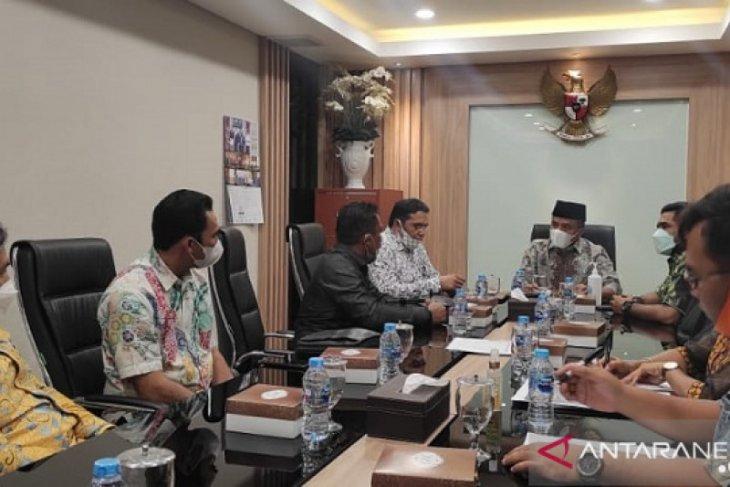 DPRD Maluku perjuangkan delapan daerah dapatkan program kotaku