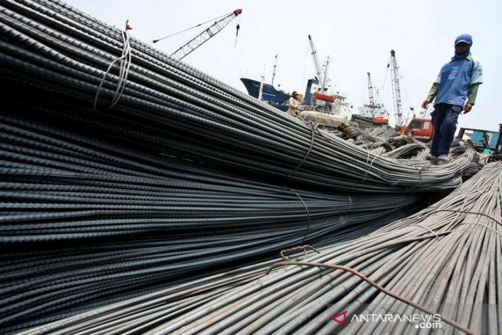 Presiden Jokowi harap pabrik Hot Strip Mill 2 bantu hemat devisa Rp29 triliun