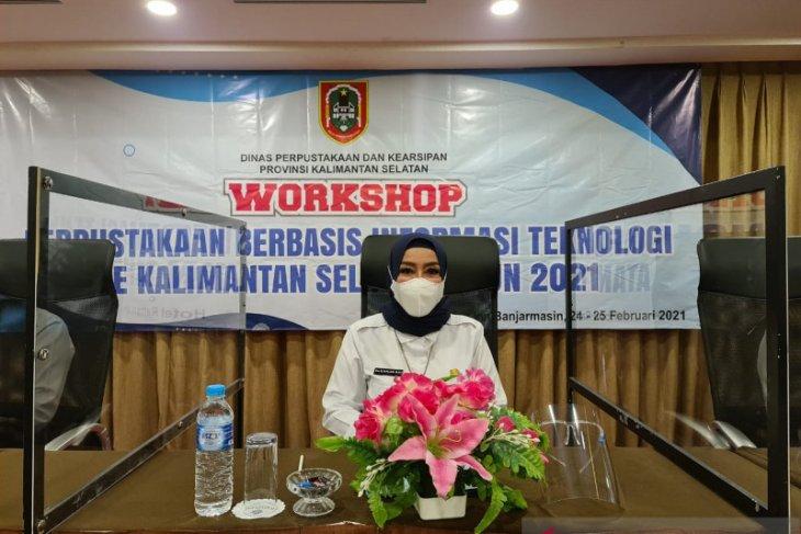 Indeks pembangunan literasi Kalsel tertinggi di Indonesia.