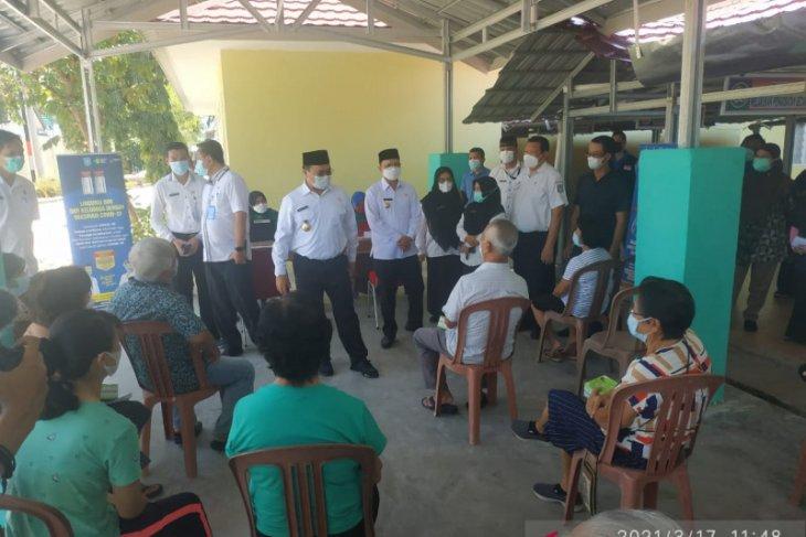 Virus corona transmisi lokal di Bangka Tengah menyebar hingga desaa