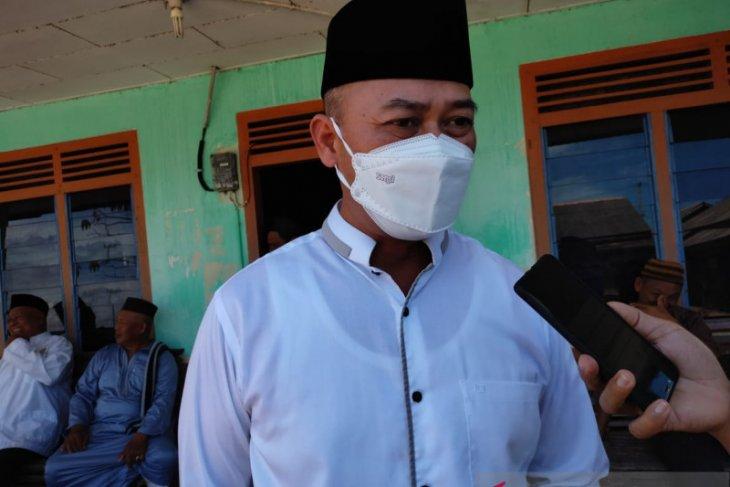 Wabup Bangka Tengah ingatkan warga tetap waspada penularan COVID-19