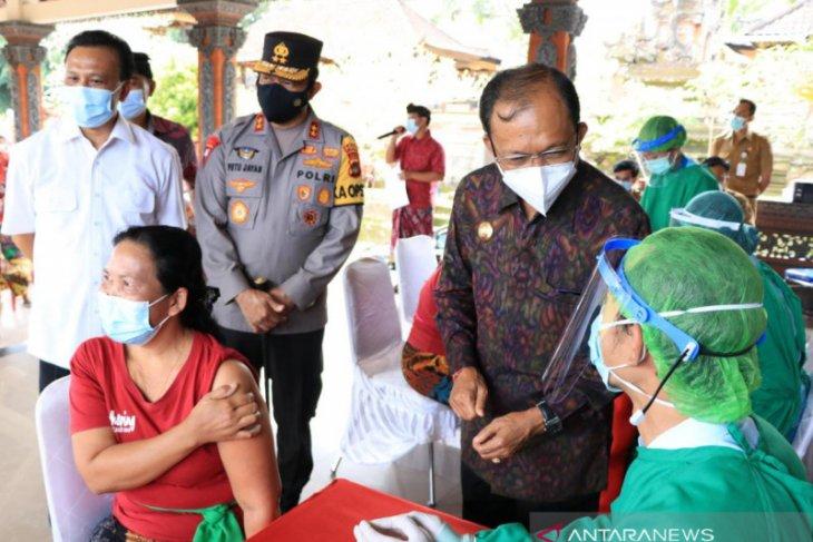 Gubernur Bali apresiasi inovasi vaksinasi