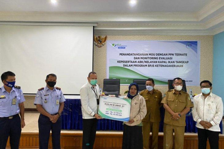 Ahli Waris Staf UMMU Ternate dapat Rp547 juta dari BPJAMSOSTEK