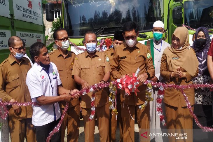 Disdik sediakan tiga mobil training untuk pelajar SMK se Aceh