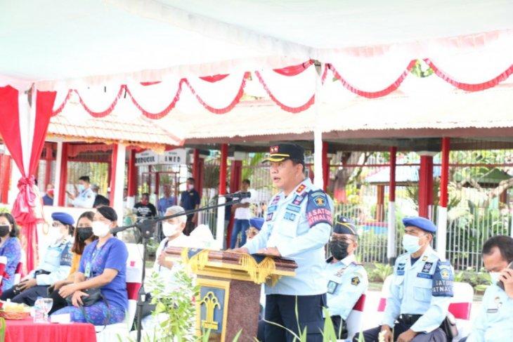 120 warga binaan Lapas Kerobokan-Bali ikuti rehabilitasi medis-sosial