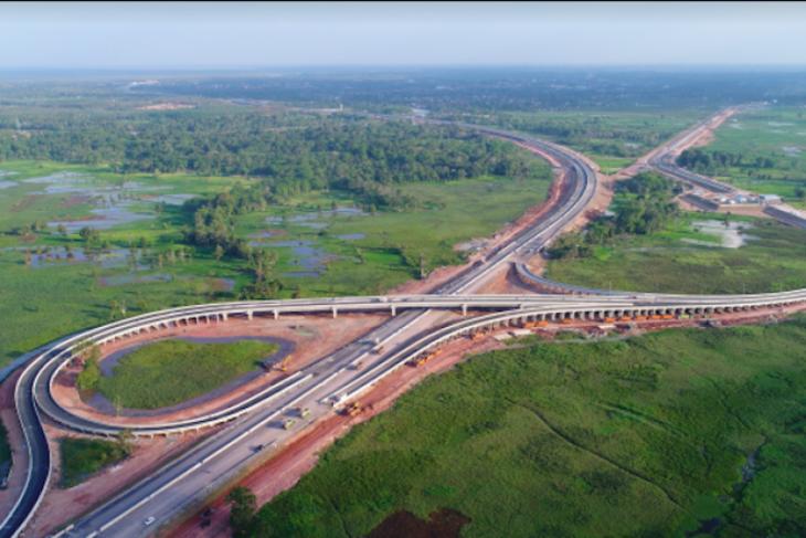Memetik manfaat ekonomi dari Tol Trans Sumatera