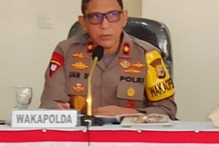 Polda Maluku gelar rapat HTCK pelayanan publik  terpadu  dengan Mabes Polri