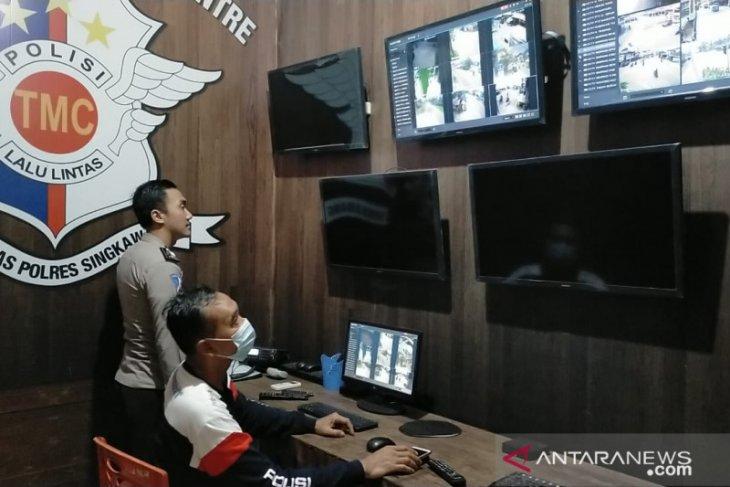 Polres Singkawang siap terapkan tilang elektronik