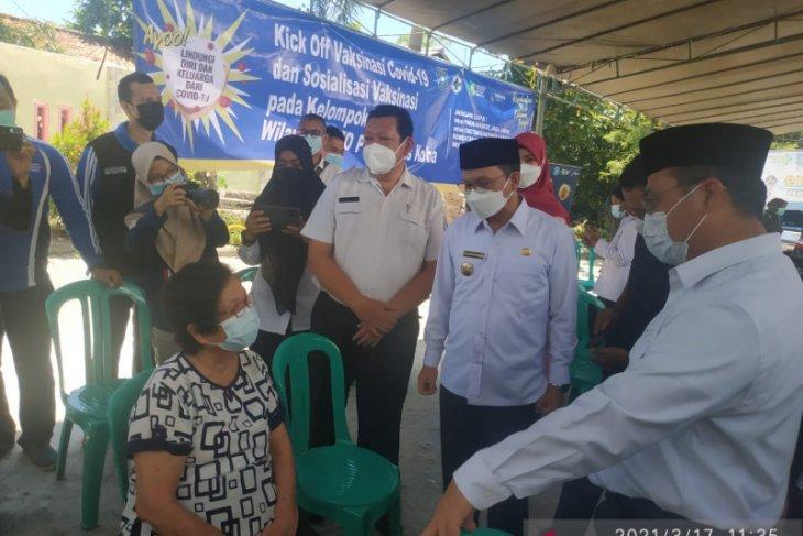 Virus corona transmisi lokal di Bangka Tengah sudah menyebar hingga desa