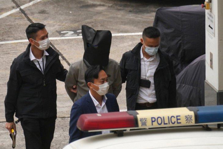 Lima orang ditangkap atas tuduhan rencanakan pengeboman di Hong Kong