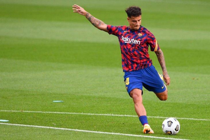 Arsenal bisa jadi salah satu calon pembeli Coutinho