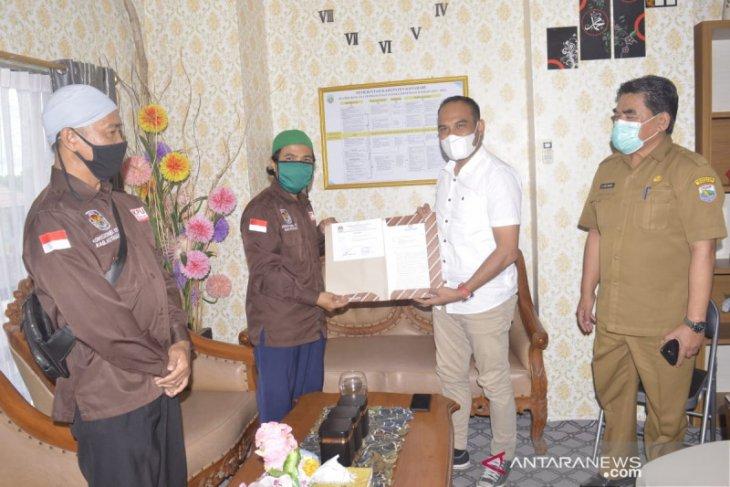 DPRD terima penetapan pasangan Bupati-Wakil Bupati Terpilih