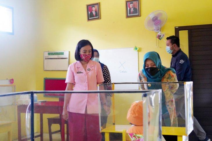 Sekolah di Mojokerto simulasikan pembelajaran tatap muka