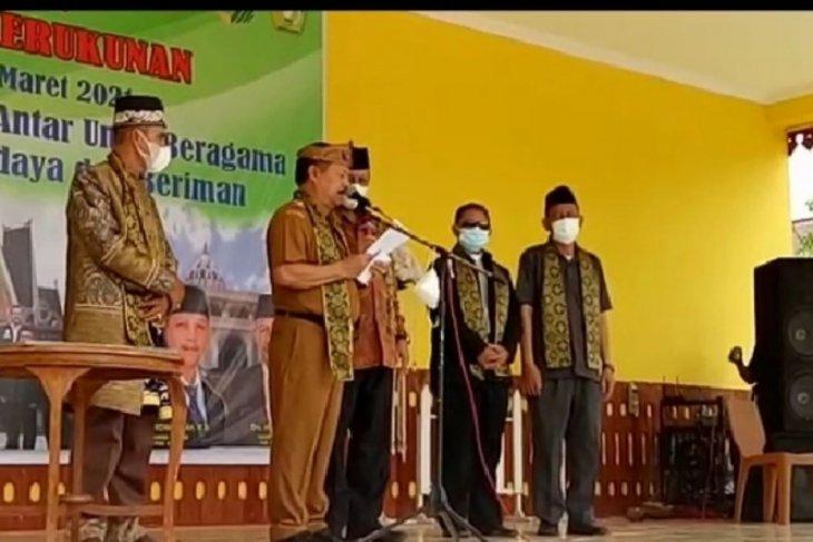 Kemenag Kalbar tunjuk Kelurahan Ilir Kota sebagai Desa Sadar Kerukunan