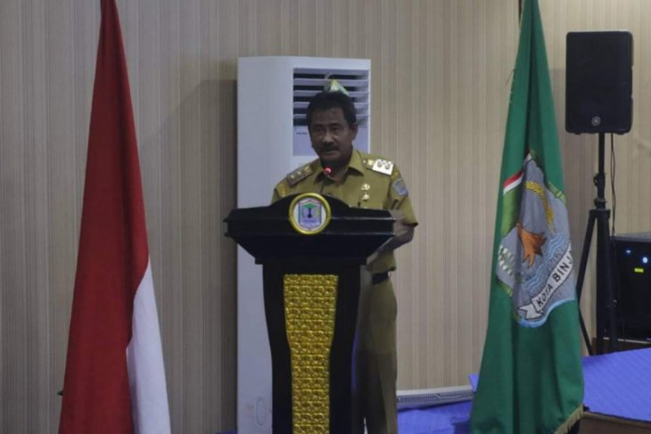 Pelaksana Tugas Wali Kota Binjai buka Musrenbang