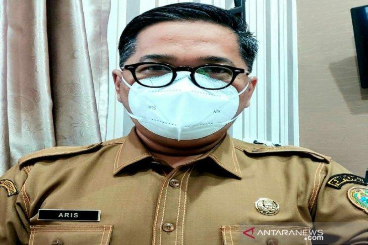 Vaksinasi pelayan publik dan lansia di Sumut  masih di bawah 10 persen