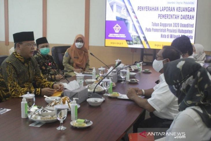 BPK libatkan 11 auditor periksa laporan keuangan Pemprov Bengkulu