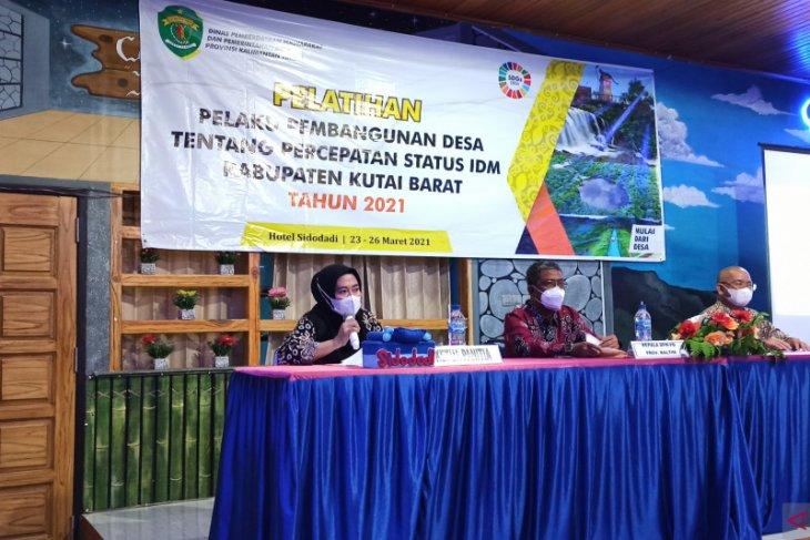 Pemprov  Kaltim target meningkatkan IDM 36 Desa