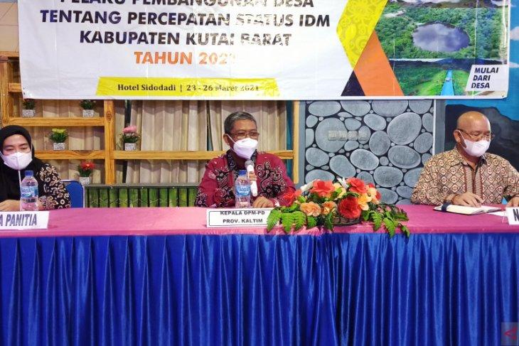 Pemutakhiran data IDM berbasis SDGs untuk perhitungan DD 2021
