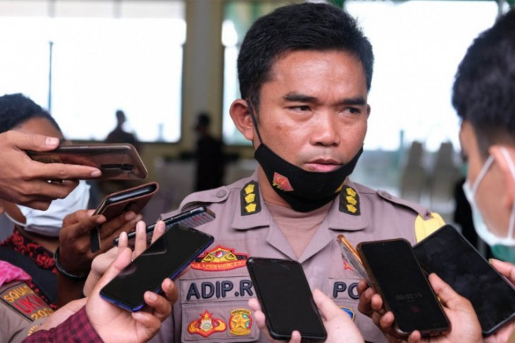 Polda Malut terjunkan 452 personel pengamanan kunjungan Presiden Jokowi