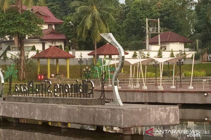 Taman umum masih belum dibuka pada perpanjangan ke-13 PSBB di Kabupaten Bogor