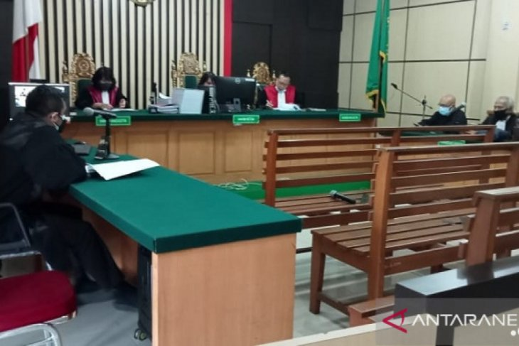Mantan Ketua DPRD Provinsi Jambi divonis 5,5 tahun penjara