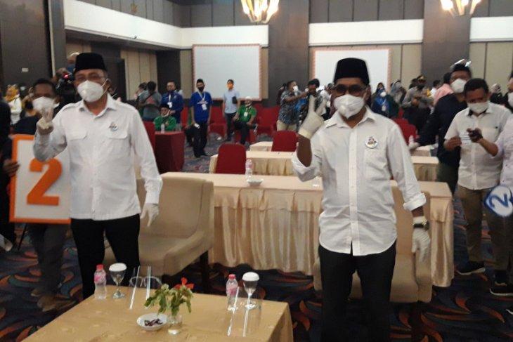 KPU Kota Ternate belum bisa tetapkan Wali Kota - Wawali terpilih