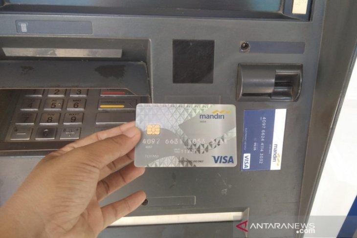 Mandiri Jambi ingatkan nasabah segera ganti kartu ATM 'magnetic stripe