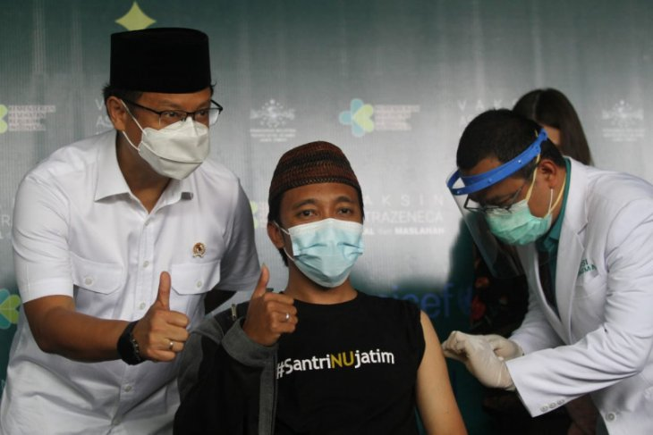 Indonesia has over 360 million vaccine doses: minister