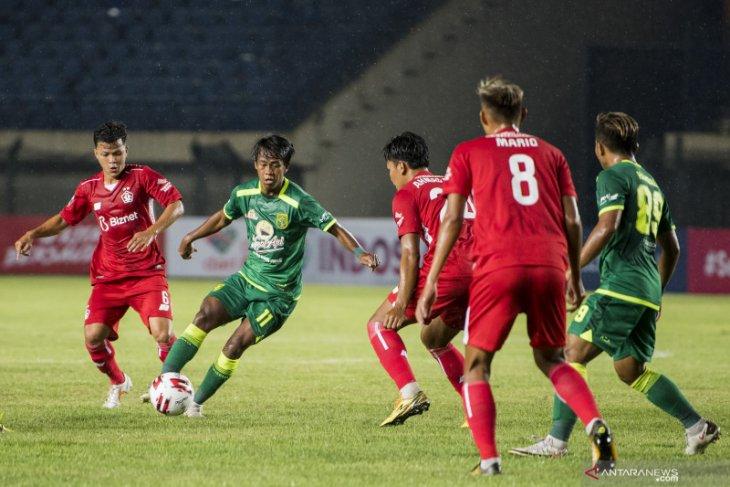 Piala Menpora: Strategi Persebaya kalahkan Persik dengan 10 pemain