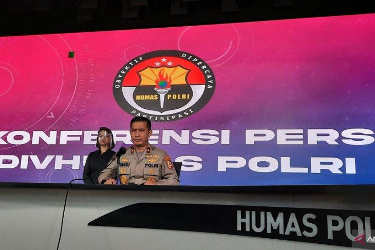 Polri: Terduga teroris di Tengerang bertugas sebagai pencari dana