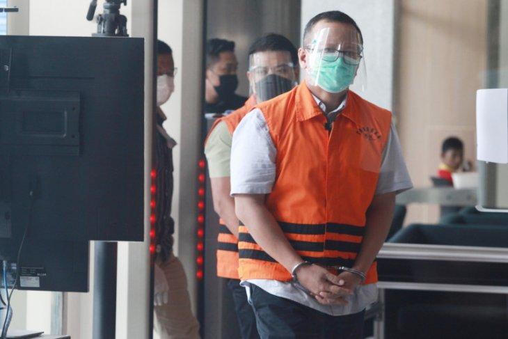 Edhy Prabowo segera disidangkan karena berkas P21