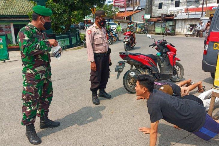 Satgas COVID-19 Kabupaten Tangerang tindak tegas pelanggar ...