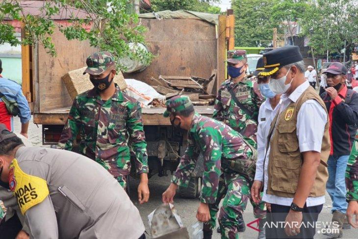 Sekda pastikan fasum Pasar Bauntung Lama difungsikan semestinya